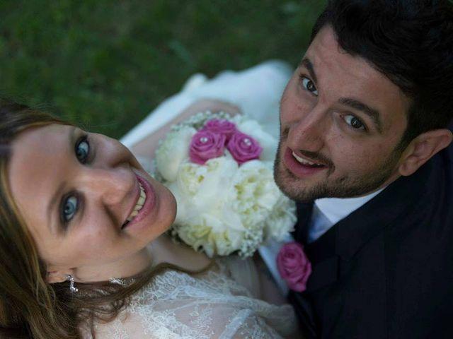 Il matrimonio di Calogero e Morena a Arsago Seprio, Varese 24
