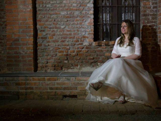 Il matrimonio di Calogero e Morena a Arsago Seprio, Varese 25