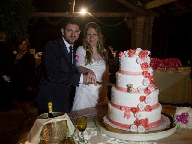 Il matrimonio di Calogero e Morena a Arsago Seprio, Varese 27