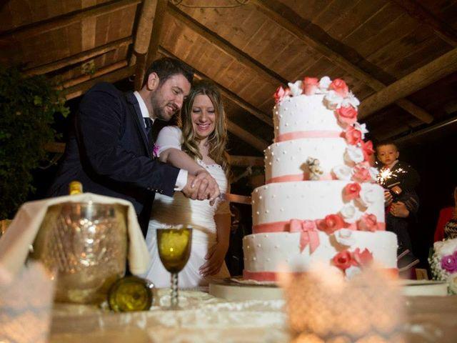Il matrimonio di Calogero e Morena a Arsago Seprio, Varese 28
