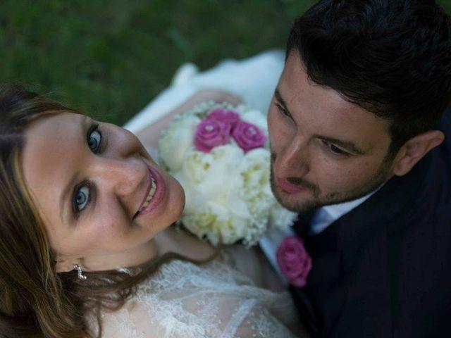 Il matrimonio di Calogero e Morena a Arsago Seprio, Varese 30