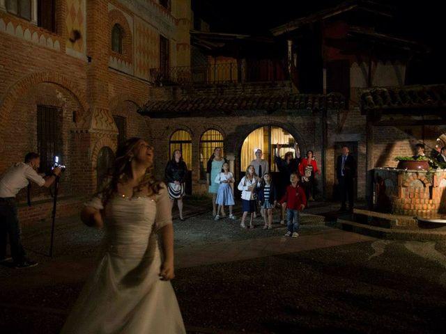 Il matrimonio di Calogero e Morena a Arsago Seprio, Varese 31