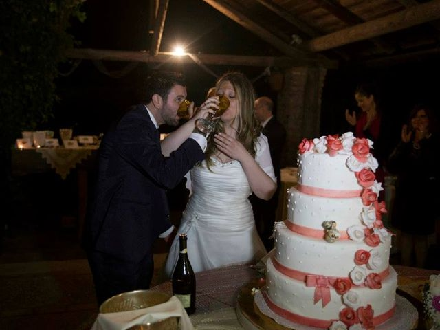 Il matrimonio di Calogero e Morena a Arsago Seprio, Varese 32