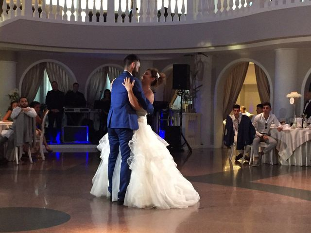 le nozze di Francesca  e Samuele
