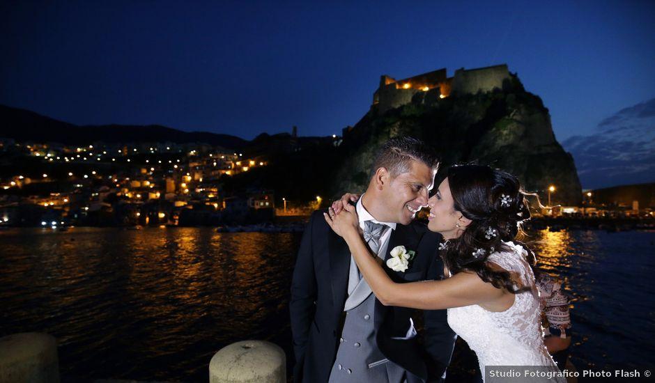 Il matrimonio di Massimo e Francesca a Scilla, Reggio Calabria