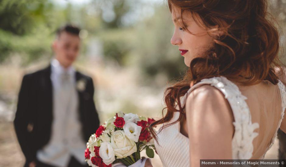 Il matrimonio di Riccardo e Erica a Chiaramonte Gulfi, Ragusa
