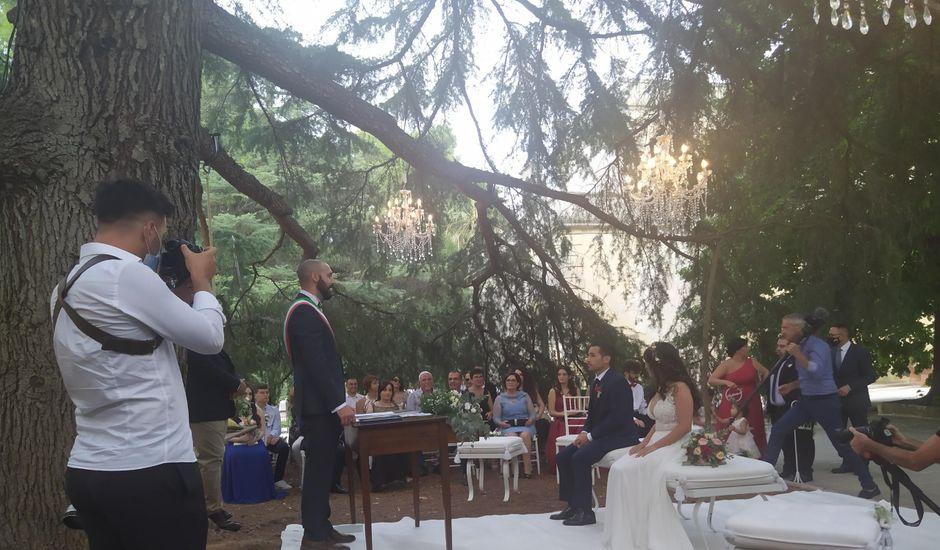 Il matrimonio di Nadia e Antonio a Scorrano, Lecce