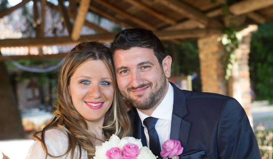 Il matrimonio di Calogero e Morena a Arsago Seprio, Varese
