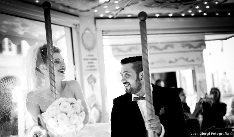Il matrimonio di Elia e Doriana a Carrara, Massa Carrara
