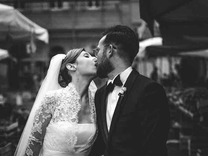 Le nozze di Vincenzo e Filomena