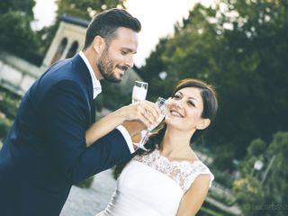 Le nozze di erika e juri
