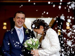 Le nozze di Stefania e Dario