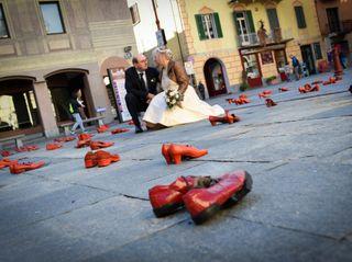 Le nozze di Alessandra e Giancarlo