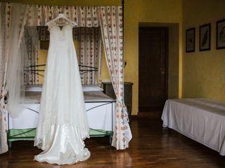 Le nozze di Fabiana e Fabrizio 1