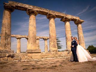 Le nozze di Maddalena e Gianfranco