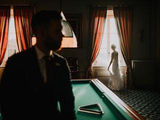 Le nozze di Kristin e Randy