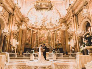 Le nozze di Daniela e Daniele 1