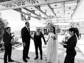 Le nozze di Roberta e Gennaro 1