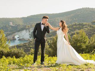 Le nozze di Deborah e Alessio 1
