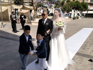 Le nozze di Lorena e Tony 2