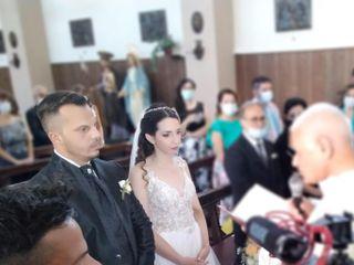 Le nozze di Lorena e Tony