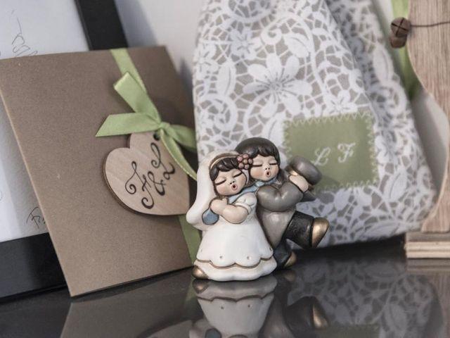 Il matrimonio di Lorenzo e Federica a Fossombrone, Pesaro - Urbino 5