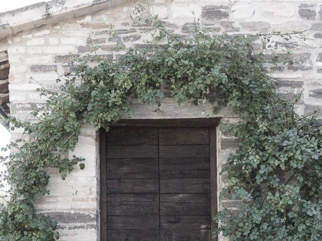 Il matrimonio di Lorenzo e Federica a Fossombrone, Pesaro - Urbino 17