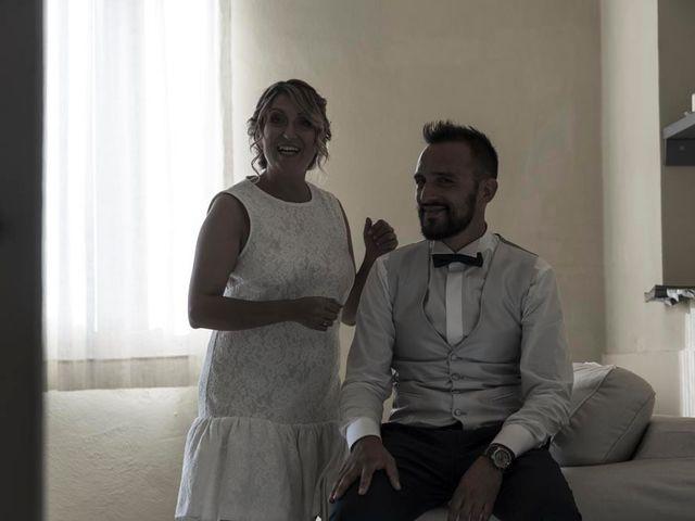 Il matrimonio di Lorenzo e Federica a Fossombrone, Pesaro - Urbino 30