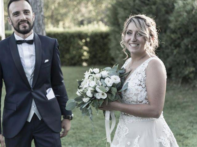 Il matrimonio di Lorenzo e Federica a Fossombrone, Pesaro - Urbino 60