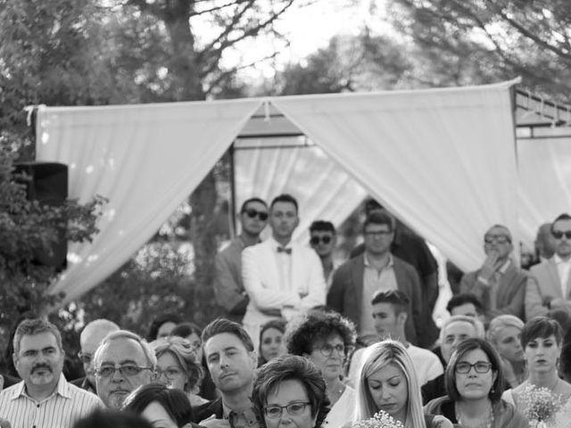 Il matrimonio di Lorenzo e Federica a Fossombrone, Pesaro - Urbino 63
