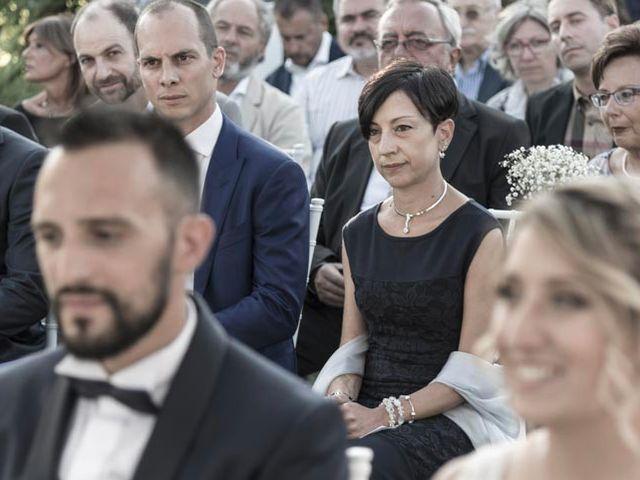 Il matrimonio di Lorenzo e Federica a Fossombrone, Pesaro - Urbino 66