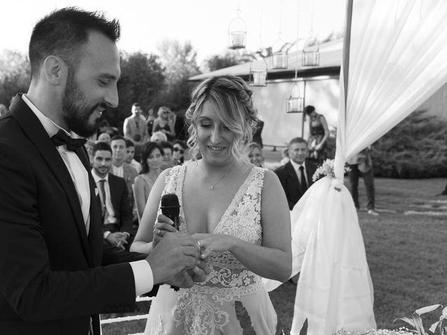 Il matrimonio di Lorenzo e Federica a Fossombrone, Pesaro - Urbino 68