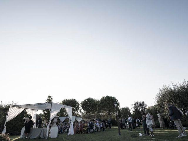 Il matrimonio di Lorenzo e Federica a Fossombrone, Pesaro - Urbino 71