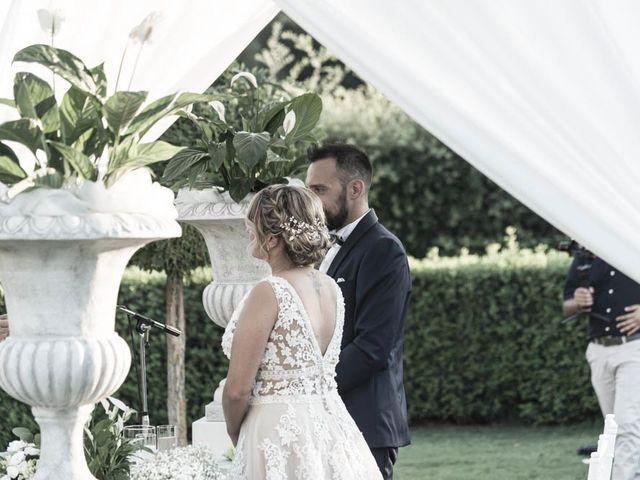 Il matrimonio di Lorenzo e Federica a Fossombrone, Pesaro - Urbino 72