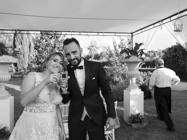 Il matrimonio di Lorenzo e Federica a Fossombrone, Pesaro - Urbino 75