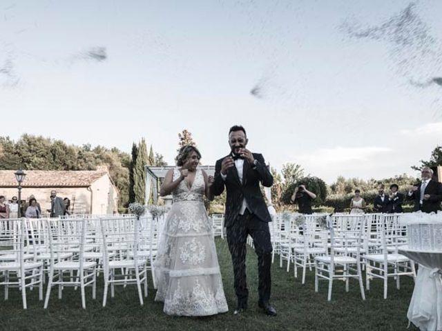 Il matrimonio di Lorenzo e Federica a Fossombrone, Pesaro - Urbino 76