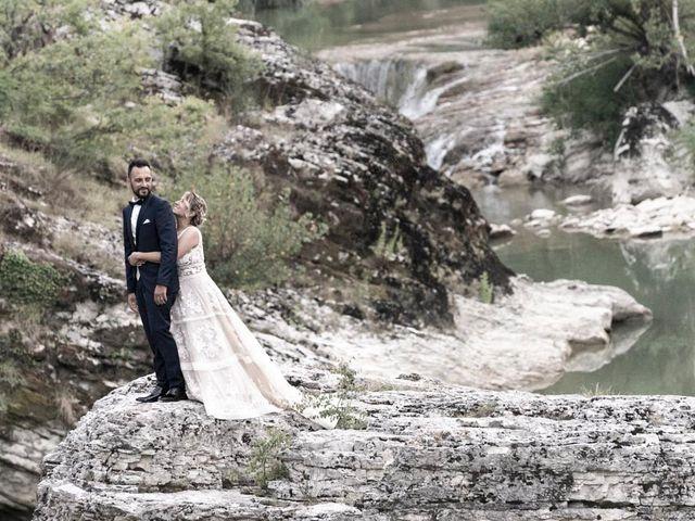 Il matrimonio di Lorenzo e Federica a Fossombrone, Pesaro - Urbino 80