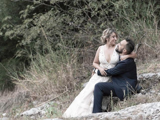 Il matrimonio di Lorenzo e Federica a Fossombrone, Pesaro - Urbino 83