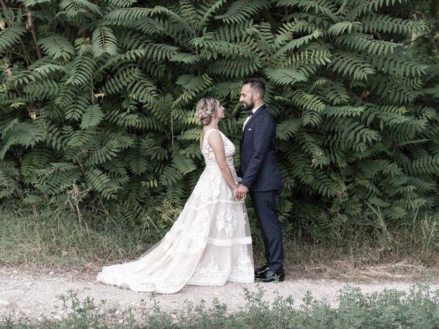 Il matrimonio di Lorenzo e Federica a Fossombrone, Pesaro - Urbino 87