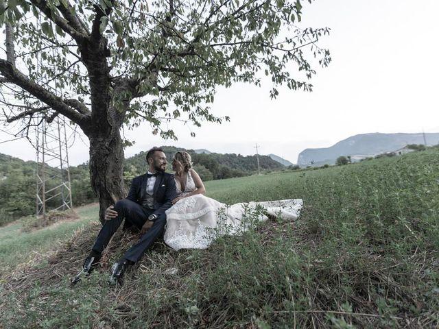 Il matrimonio di Lorenzo e Federica a Fossombrone, Pesaro - Urbino 88