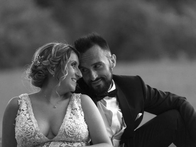 Il matrimonio di Lorenzo e Federica a Fossombrone, Pesaro - Urbino 91