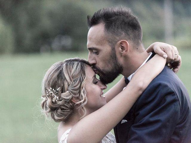 Il matrimonio di Lorenzo e Federica a Fossombrone, Pesaro - Urbino 95