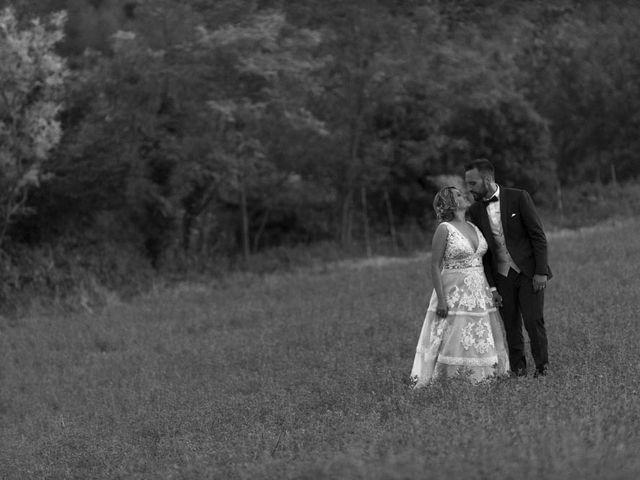 Il matrimonio di Lorenzo e Federica a Fossombrone, Pesaro - Urbino 96