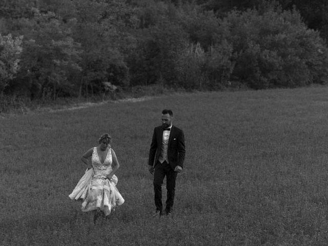 Il matrimonio di Lorenzo e Federica a Fossombrone, Pesaro - Urbino 102