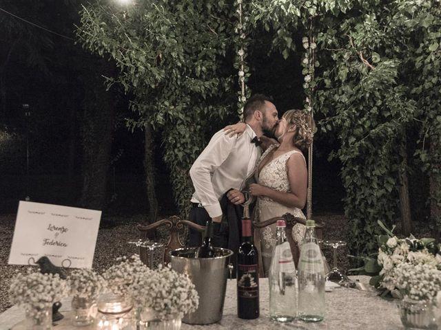 Il matrimonio di Lorenzo e Federica a Fossombrone, Pesaro - Urbino 103
