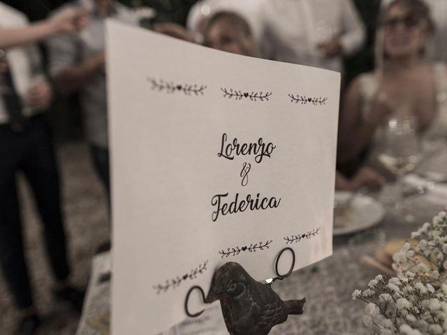 Il matrimonio di Lorenzo e Federica a Fossombrone, Pesaro - Urbino 112