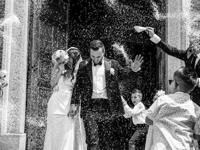 Il matrimonio di Andrei e Caterina a Pinerolo, Torino 1