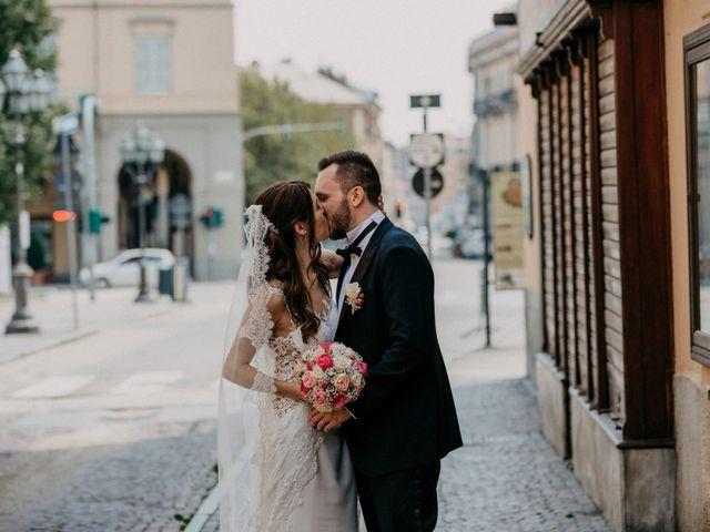 Il matrimonio di Andrei e Caterina a Pinerolo, Torino 8