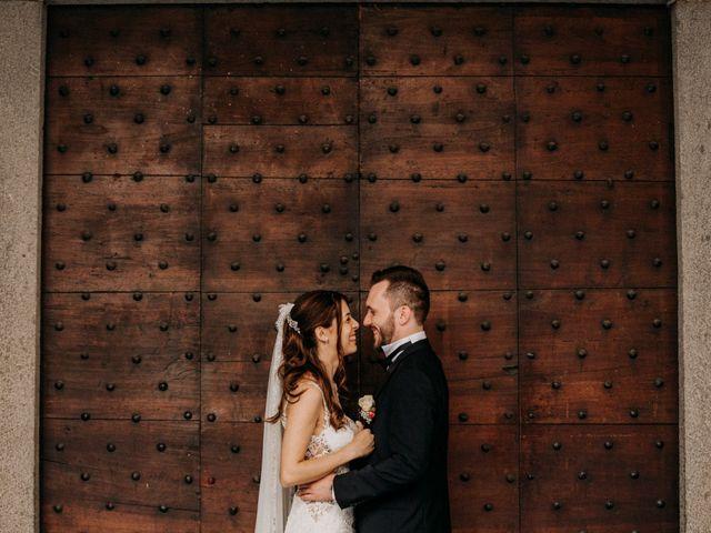 le nozze di Caterina e Andrei