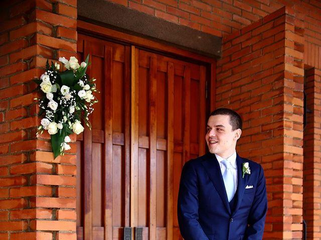 Il matrimonio di Dario e Stefania a Milano, Milano 3